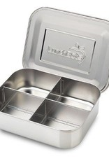 lunchbots Lunchbots stainless steel food container quad