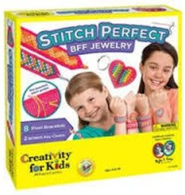 creativity for kids Creativity for Kids Stitch Perfect BFF Jewelry