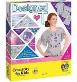 creativity for kids Creativity for Kids Designed to a T
