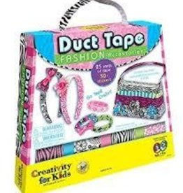 creativity for kids Creativity for Kids Duct Tape Fashion Accessories