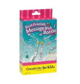 creativity for kids Creativity for Kids Best Friends Message in a Bottle