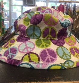 Puffin Gear Puffin Gear hat sunbaby peace 6-12 m