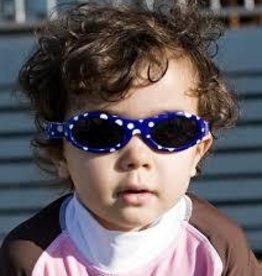 Banz Banz  sunglasses kidz blue dots 2-5 yrs