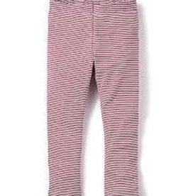 Tea Collection Tea Collection stripe leggings majenta size 4