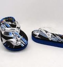 FISH FLOPS fish flops sharks light ups blue sz 2/3