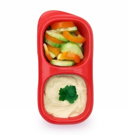 goodbyn Goodbyn snack container red