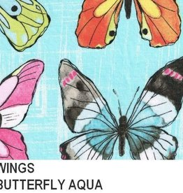 Puffin Gear Puffin Gear hat Sunbaby wings butterfly 12-24 m