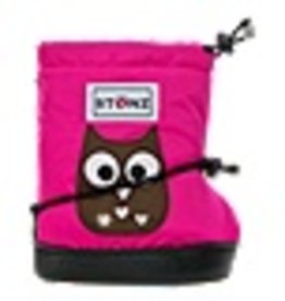 Stonz Stonz booties PLUS foam fuchsia large