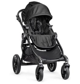 baby jogger Baby Jogger city select black frame stroller black seat