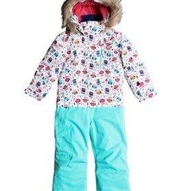 Roxy Roxy paradise jumpsuit owls /blue sz 2