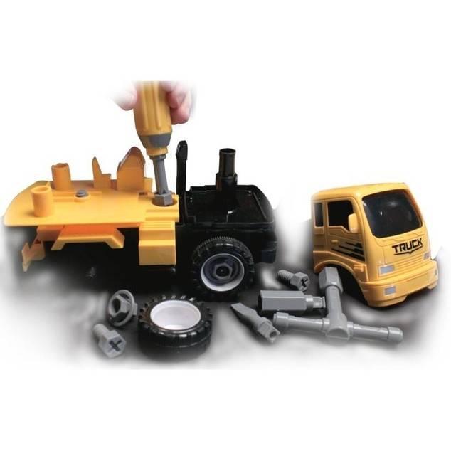Stortz Mukikim Construct a Truck