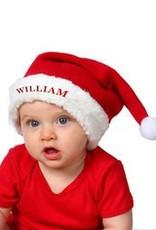 Snug as a Bug Snug as a Bug santa hat red size 2-8