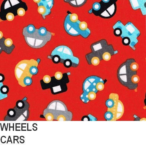 Puffin Gear Puffin Gear hat bonnet wheels cars 0-3 m