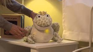 cloud b Cloud B firefly frog
