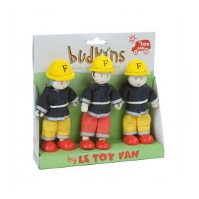 Le Toy Van  Budkins Fire Fighters