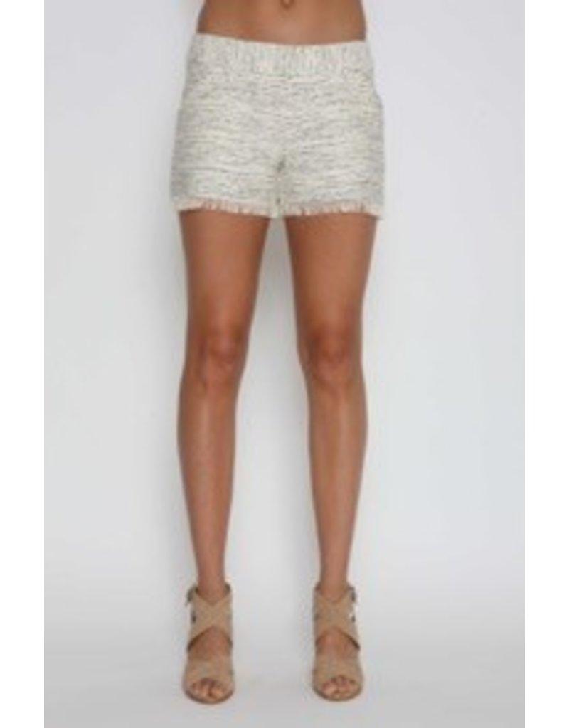 Molly Fringe Shorts