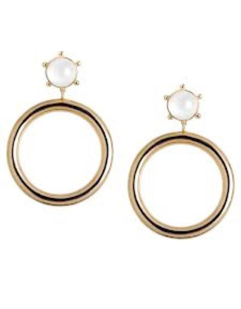 Serena Hoop Earrings