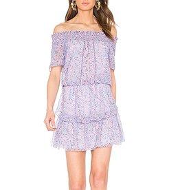 Saylor Bessie Scarf Dress