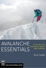 Mountaineers Publishing Avalanche Essentials Book