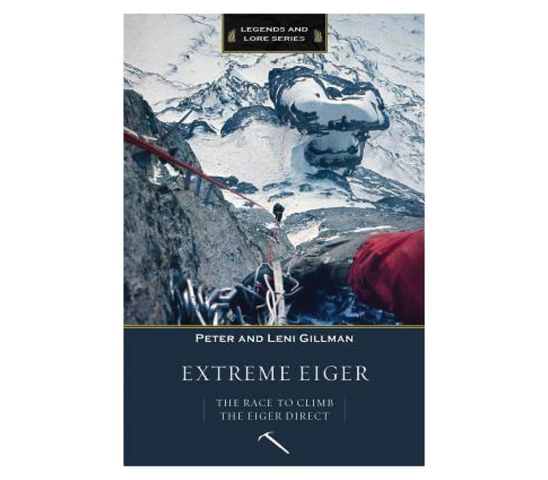 Extreme Eiger - The Race To Climb The Eiger Direct