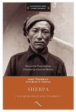Mountaineers Publishing Sherpa : The Memoir Of Ang Tharkay