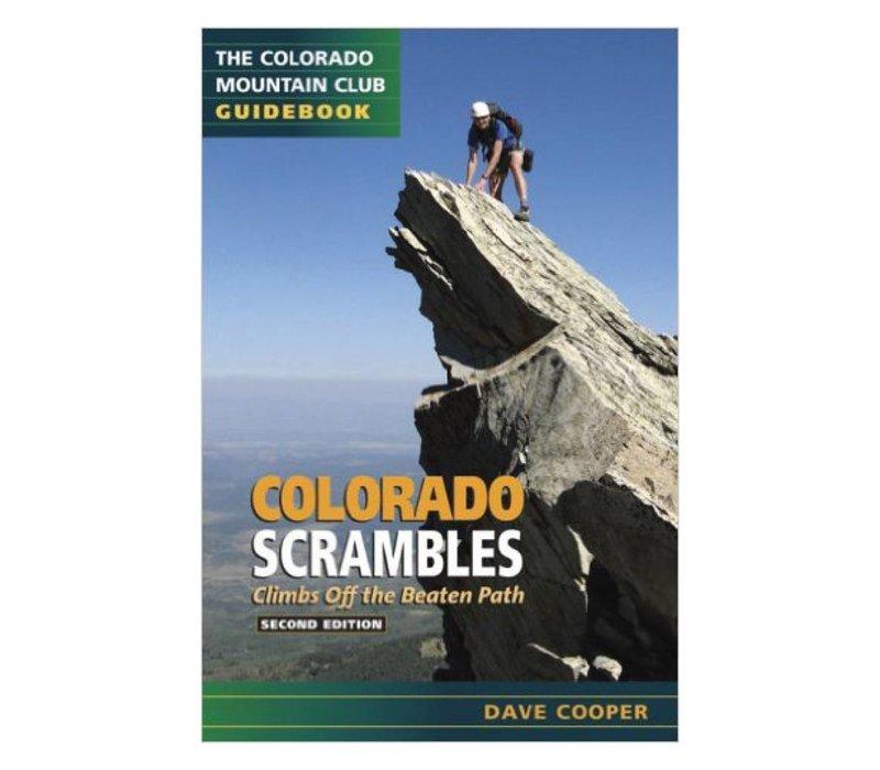 Colorado Scrambles : Climbs Off The Beaten Path
