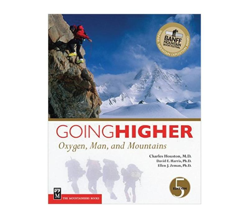 Going Higher Oxygen, Man, and Mountains 5th Edition