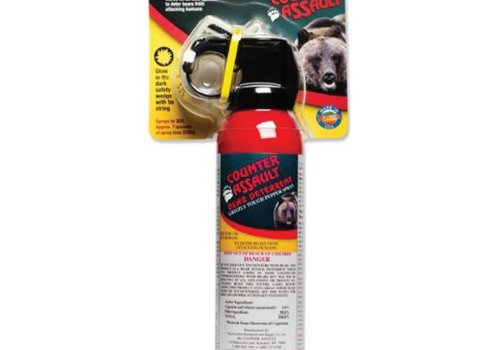 Counter Assault Bear Spray 8.1oz