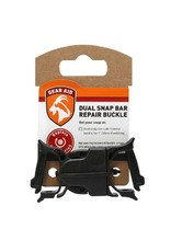 Gear Aid Dual Snap Bar Repair Buckle - 1