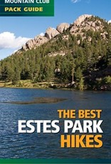 Mountaineers Publishing The Best Estes Park Hikes Book
