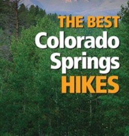The Best Colorado Springs Hikes Book