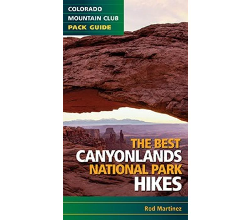 The Best Canyonlands National Park Hikes Book
