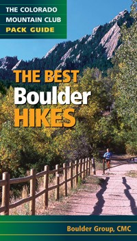 Mountaineers Publishing The Best Boulder Hikes (Colorado Mountain Club Pack Guides)