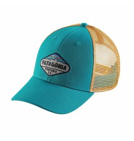 Patagonia Patagonia Fitz Roy Crest LoPro Trucker Hat