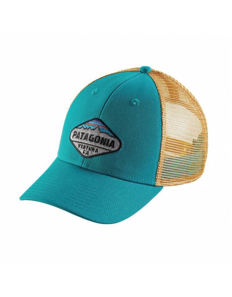 Patagonia Patagonia Fitz Roy Crest LoPro Trucker Hat