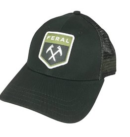 Feral Feral Patch Hat
