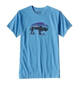 Patagonia Patagonia Men's Fitz Roy Bison Cotton T-Shirt