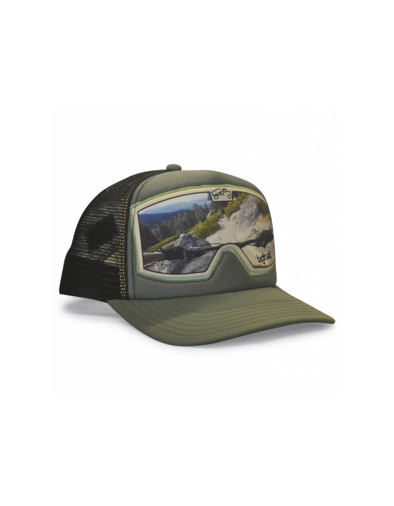 Big Truck Big Truck OG Goggle Trucker Hat