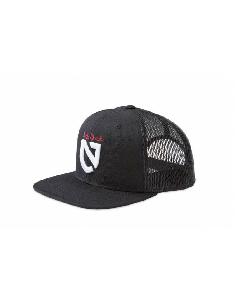 Nemo Nemo Flat Brim Trucker Hat