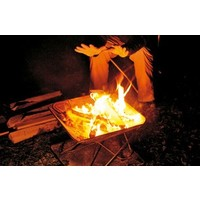 Snow Peak Pack and Carry Fireplace (M)