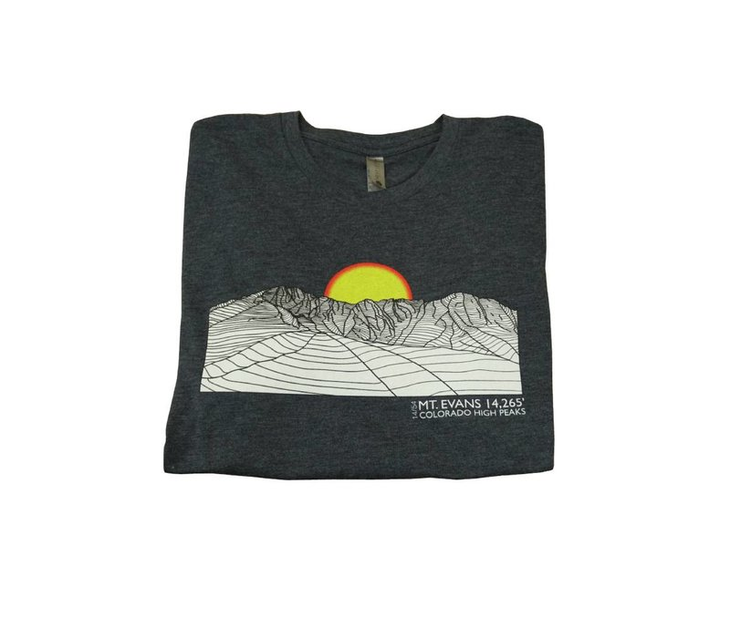 Colorado High Peaks Mt. Evans Shirt
