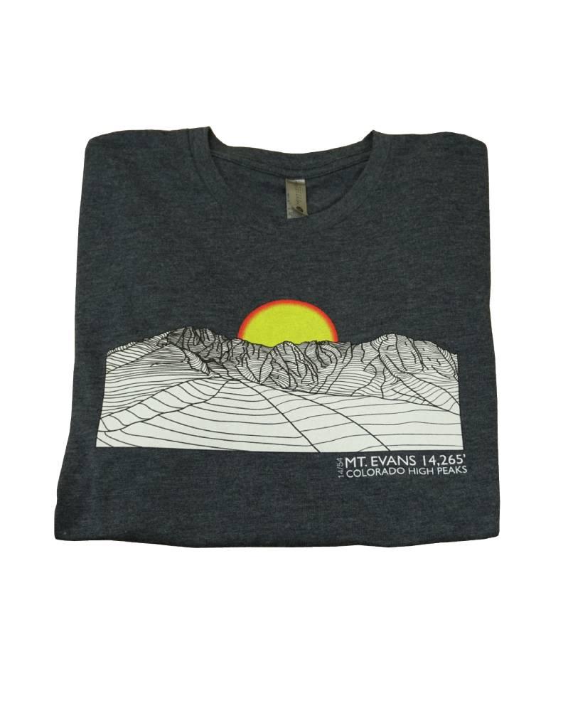 Colorado High Peaks Mt. Evans Shirt