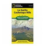 National Geographic National Geographic 139: La Garita | Cochetopa Hills Map