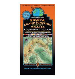 Latitude 40 Latitude 40 Fruita | Grand Junction Map
