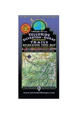 Latitude 40 Telluride | Silverton | Ouray Map