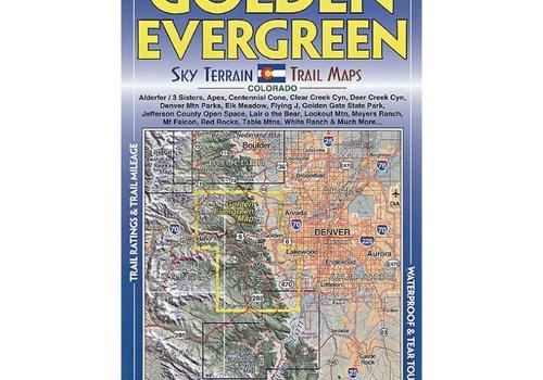 Sky Terrain Sky Terrain Golden | Evergreen Map