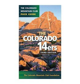 Mountaineers Publishing Colorado 14ers: The Colorado Mountain Club Pack Guide