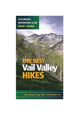 Mountaineers Publishing The Best Vail Valley Hikes Book