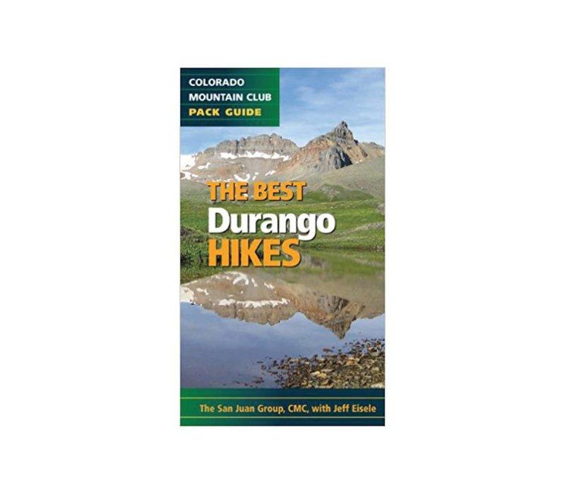 The Best Durango Hikes Book