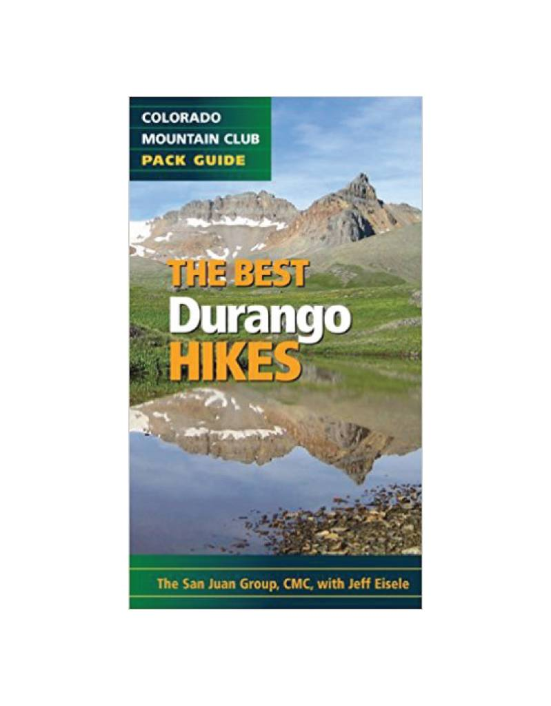 Mountaineers Publishing The Best Durango Hikes Book